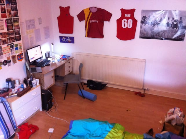 Wales Vs Ireland rooms in Cathays, price negotiabl - Cardiff - Rumah