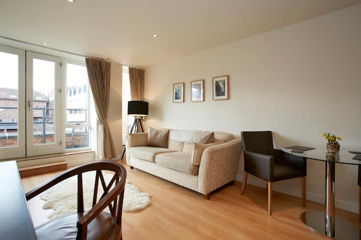 Beautifully presented apartment.
