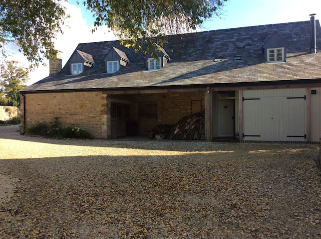 The Hayloft Little Tew - Chipping Norton - Loft