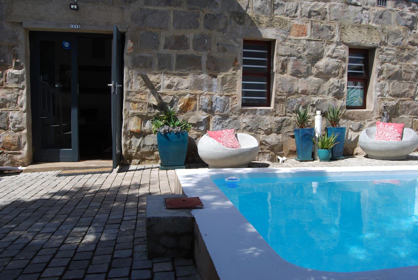 The Cove Old Stone Villa - Self Catering