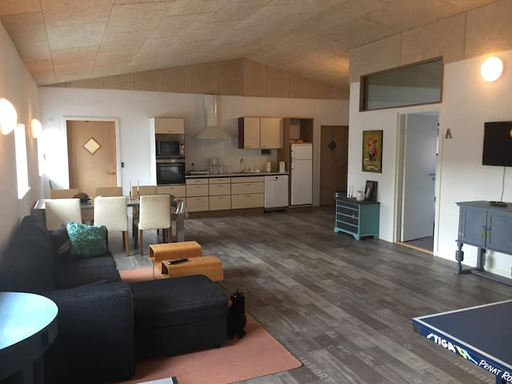 Apartment in the country close to Legoland (15 km)