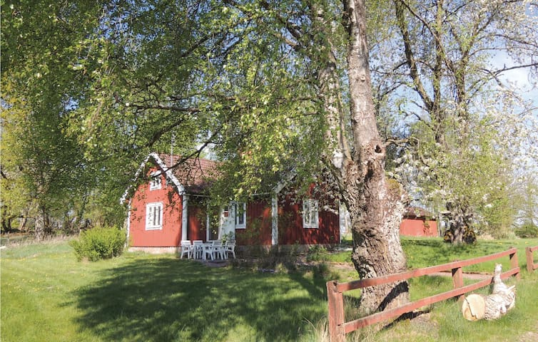 Holiday cottage with 1 bedroom on 72m² in Älmhult