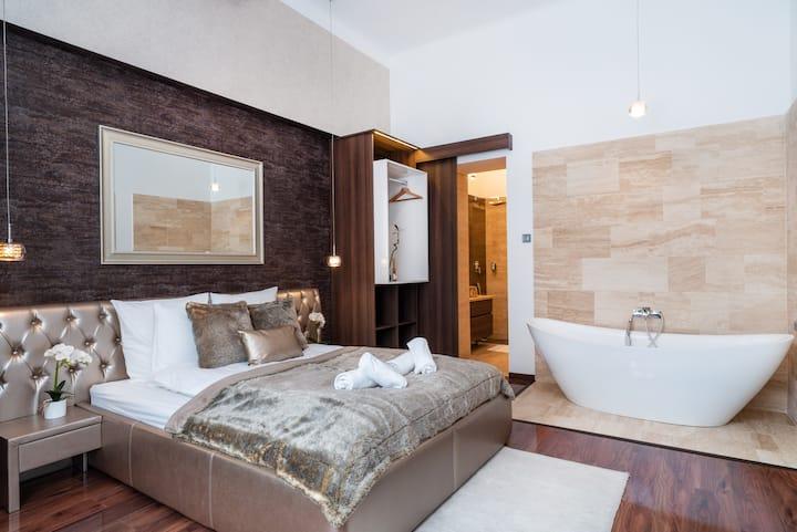 Central Luxy design apartment