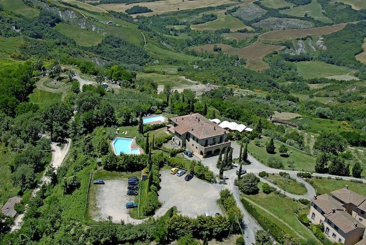Toscana-residence in agriturismo a Celle sul Rigo