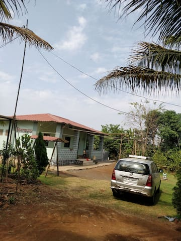 Weekend Farm House near Mumbai
