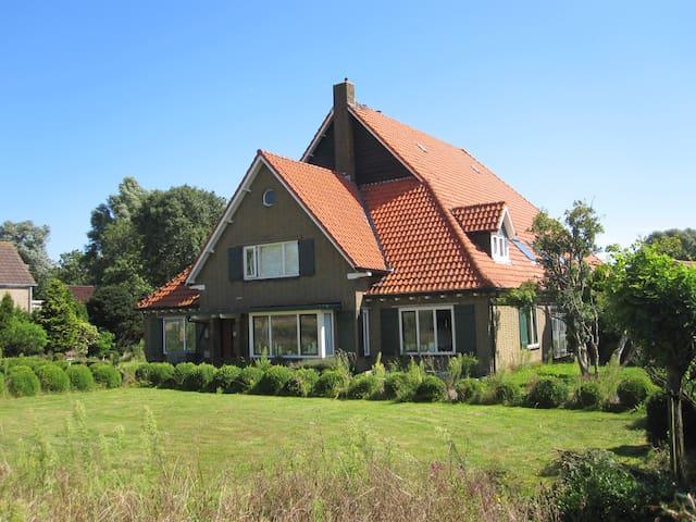 Loft at Boerderij Koedijk 1 - Koedijk - Apartment