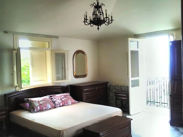 Double Room in La Villa En Rose