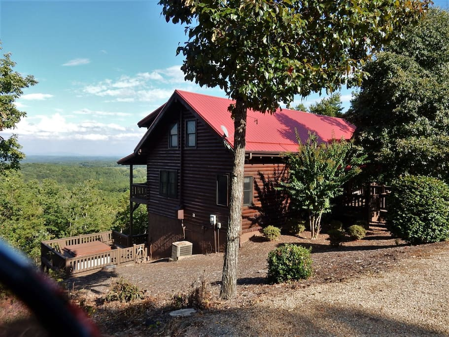 Coopers Cabin Carolina Properties Cabins For Rent In