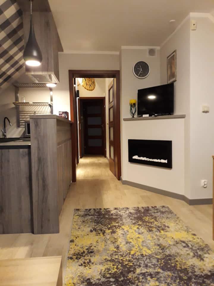 apartament Leśna2