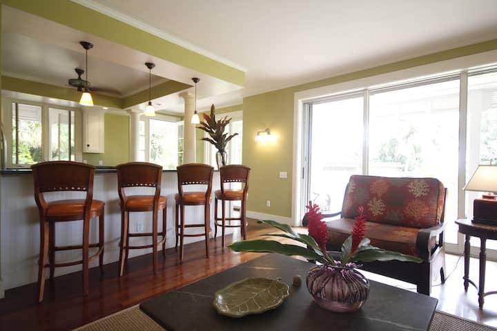 Hale Ohana a Luxury  Home on Kauai TVNC#5011
