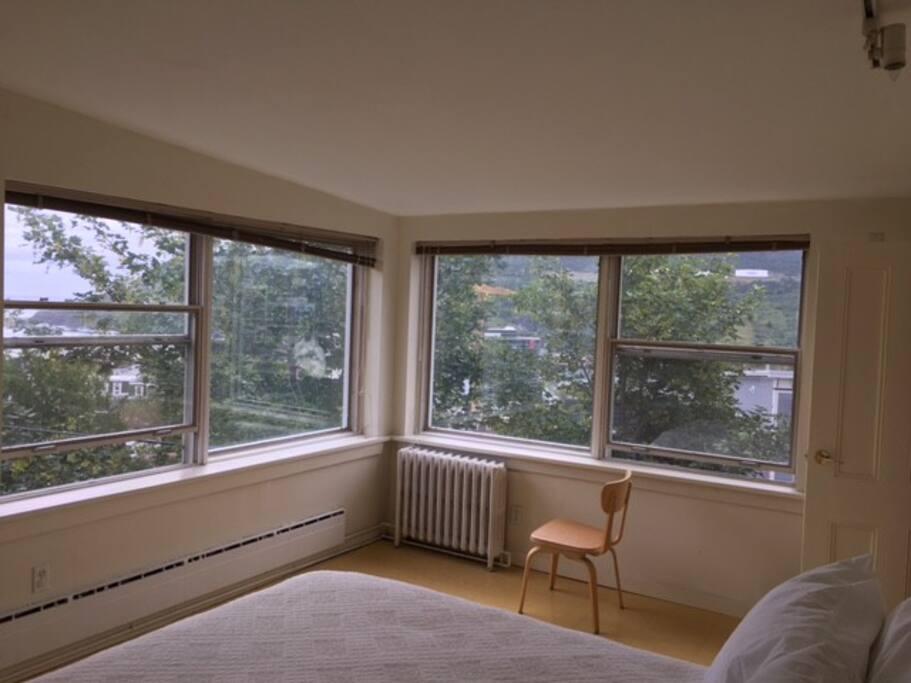 larger bedroom windows