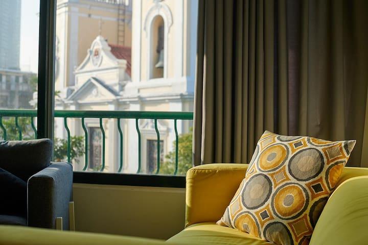 Cozy studio - Macau Heritage area