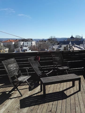 Nice apartment in one of the best areas in Oslo - Oslo - Appartement