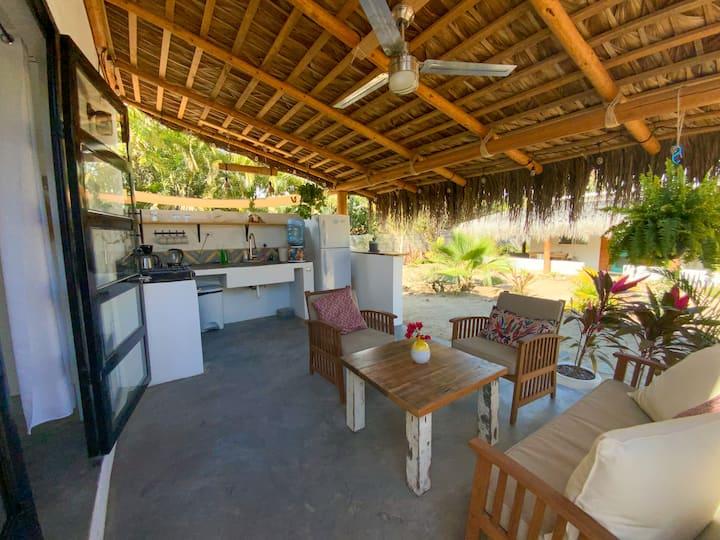 Casa Sendero- New Casita Close to Town and Trails