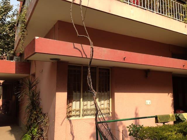 South Delhi Airbnb - New Delhi - Apartament