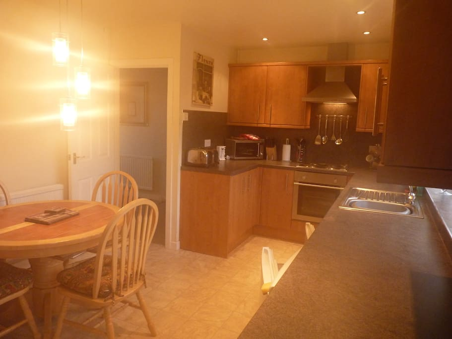 Lovely fully equipped Kitchen/dinner