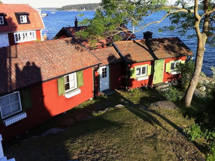 Sjöstuga i Vaxholm