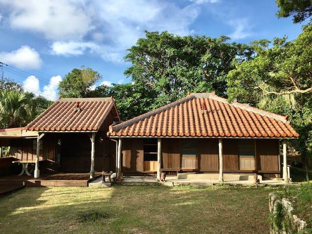 Long Term Stay, Okinawan Wood House