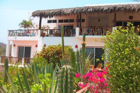 Casa Madera - Santa María Huatulco - Casa de campo