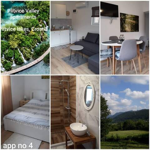 Plitvice Valley apartments / app No 4 ***