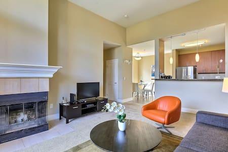 Peaceful & minutes to San Francisco - San Mateo - Apartment
