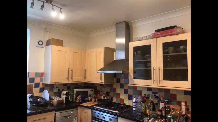 Cosy flat in Saint Johns Wood, fully equipped
