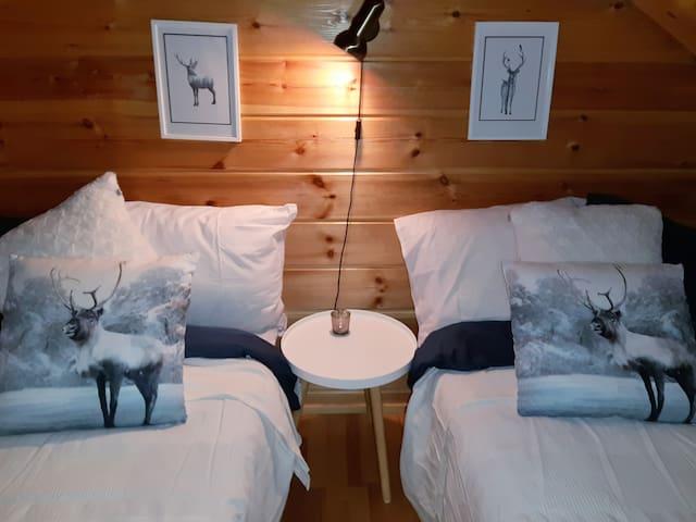 Cosy cabin Kiäpä, Levi Lapland