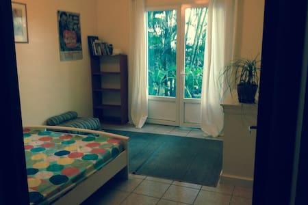 logement entier face à la mer - Manapany-Les-Bains