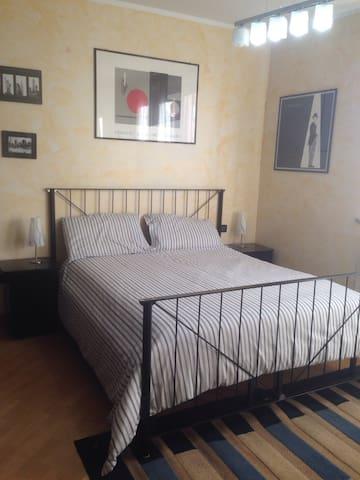stanza privata tra torino e areoporto - Mappano - Haus
