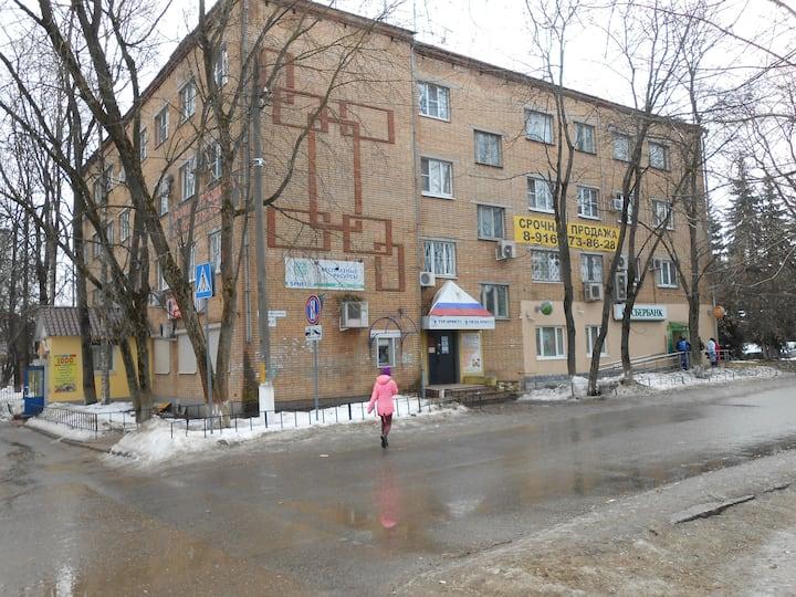 Койкоместо в 8-местном номере в Сергиевом Посаде