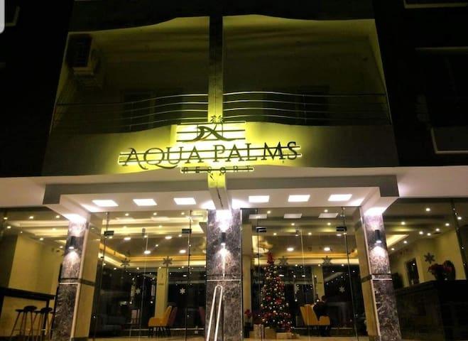 Aqua Palms Resort and Spa  - New for 2019