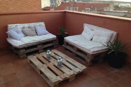 Precioso y tranquilo apartamento - Colmenar Viejo - Apartment