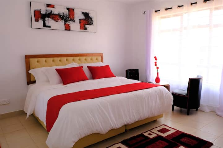 Kahawa Downs one Bedroom Suite