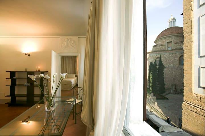 Ametista-Medici Chapels View