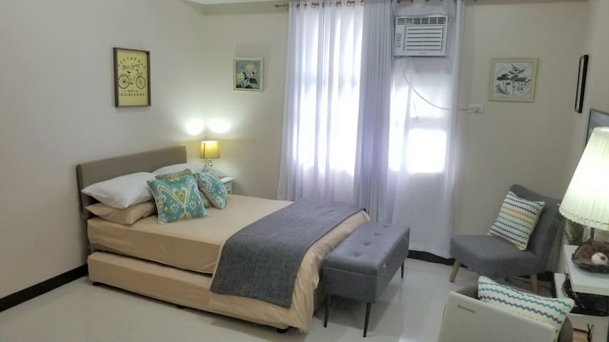 Cozy at Newport 101 Near Airport & Resorts World