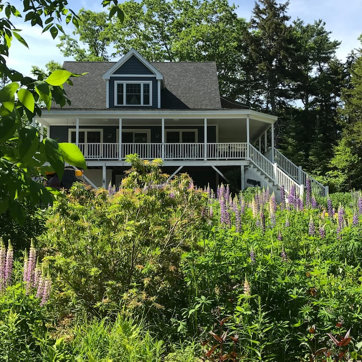 Private Apartment in Beautiful Boothbay Harbor