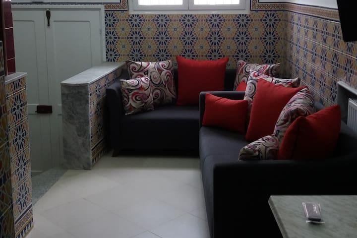 Studio neuf à Mahdia