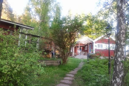 We now rent out our little paradise - Ekerö V - 小木屋