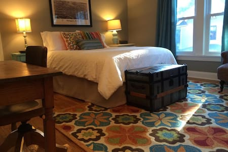 Modern Lodging - A Nod to History - Fairport