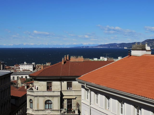 in the heart of the old town - Trieste - Apartment