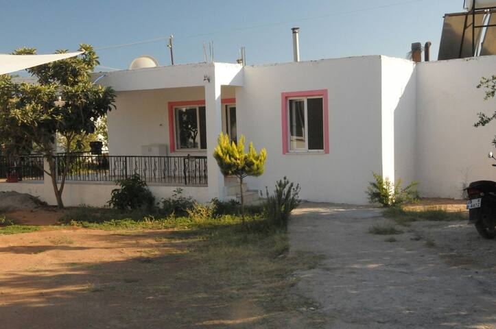 PRIVATE HOUSE IN DATÇA PALAMUTBÜKÜ - Yaka Köyü - Huis