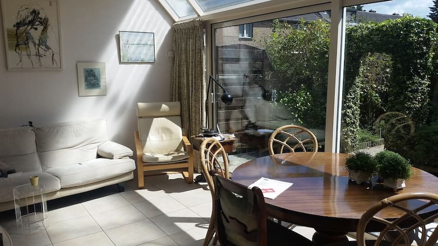Family house near Amsterdam with free parking - Amstelveen - Daire