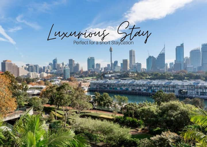 1 BR with the Best view of Sydney from Potts Point