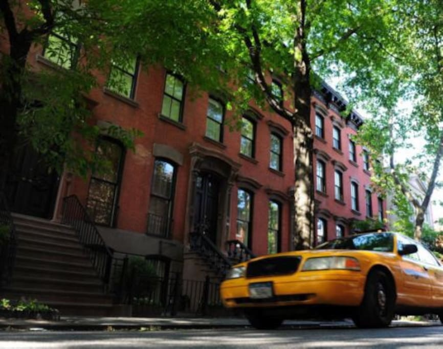 Beautiful homes of the West Village