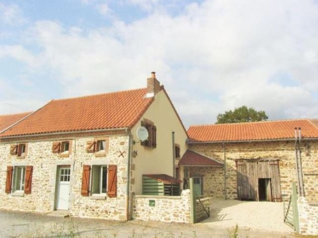 Beautiful French Farmhouse full of character