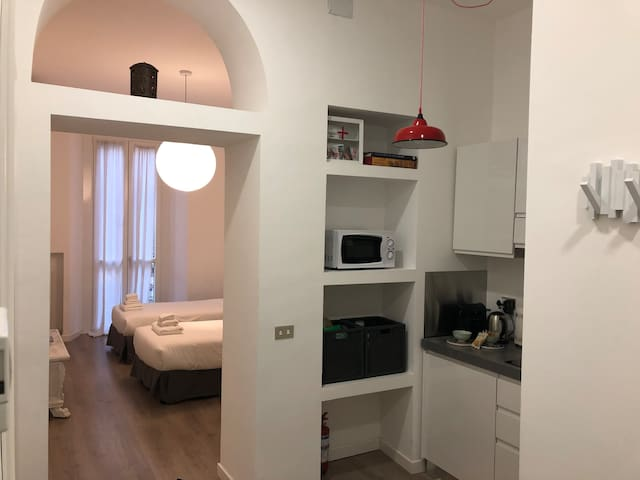 ★ Bligny 64 cozy studio near Bocconi perfect x2!