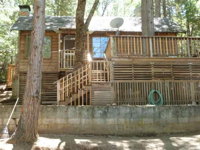 Camp Nelson Treehouse River Cabin Pet Friendly
