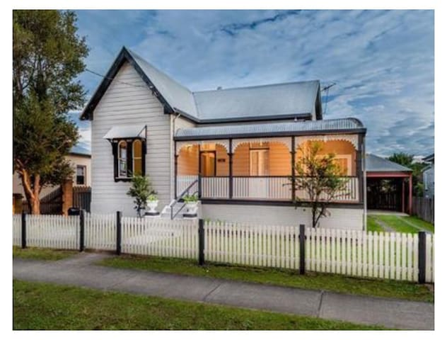 Beautiful Heritage home - Grafton - Hus