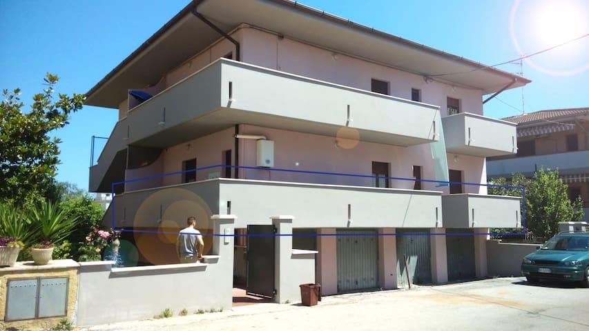 Casa a 2 passi dal mare 7 Posti - Alba Adriatica - Apartment