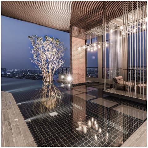 Brand New Luxury One Bedroom, Tennis+Infinity Pool